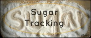 Learn about tracking your sugar intake to help rid of stubborn belly fat!
