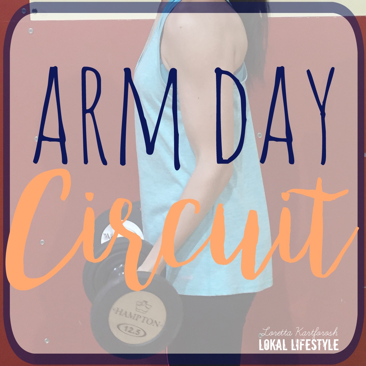 Arm Day Circuit