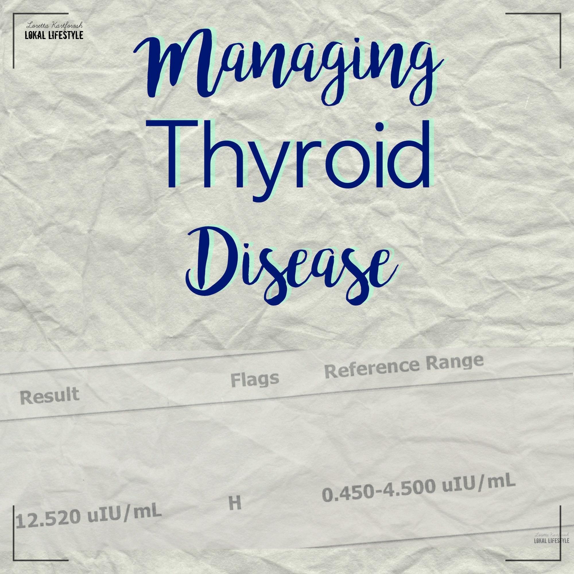 Managing Thyroid Disease