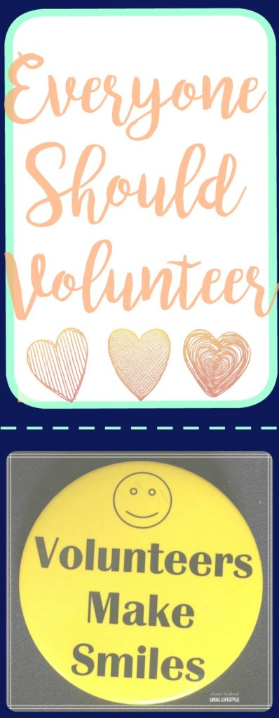 4 Reasons why you should start volunteering...today!