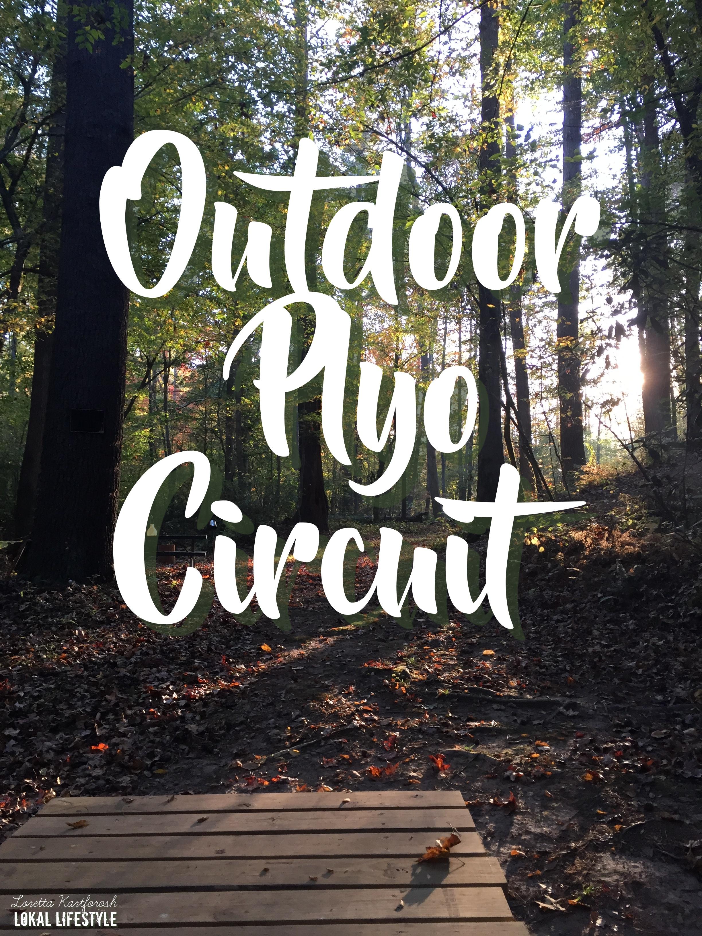 Outdoor Plyo Circuit