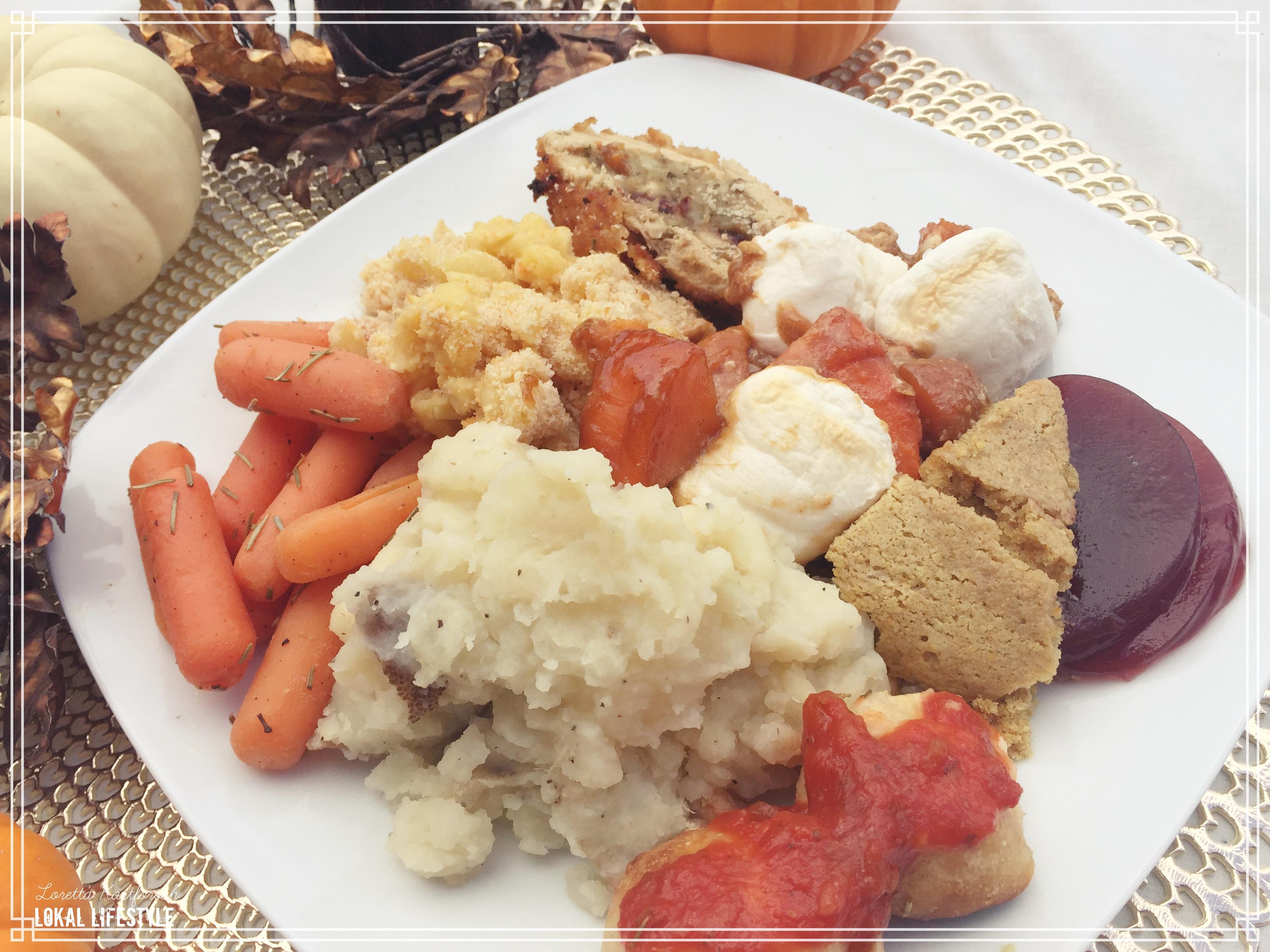 Vegan Thanksgiving
