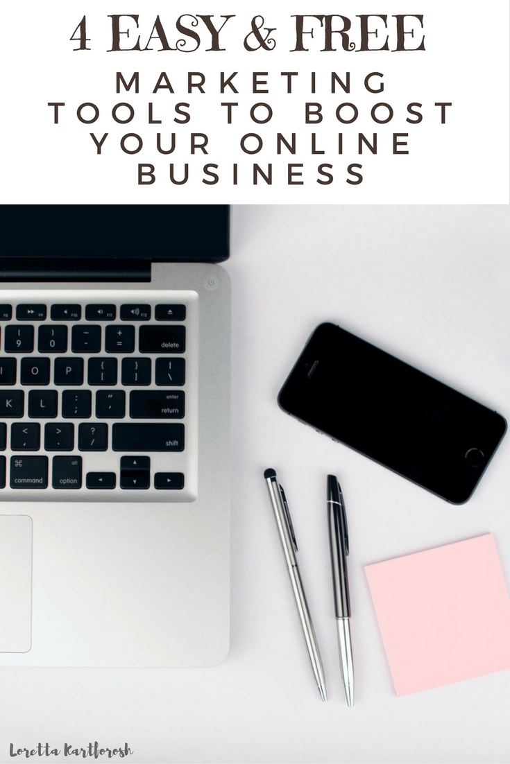 4 Ways to Market Your Business Online